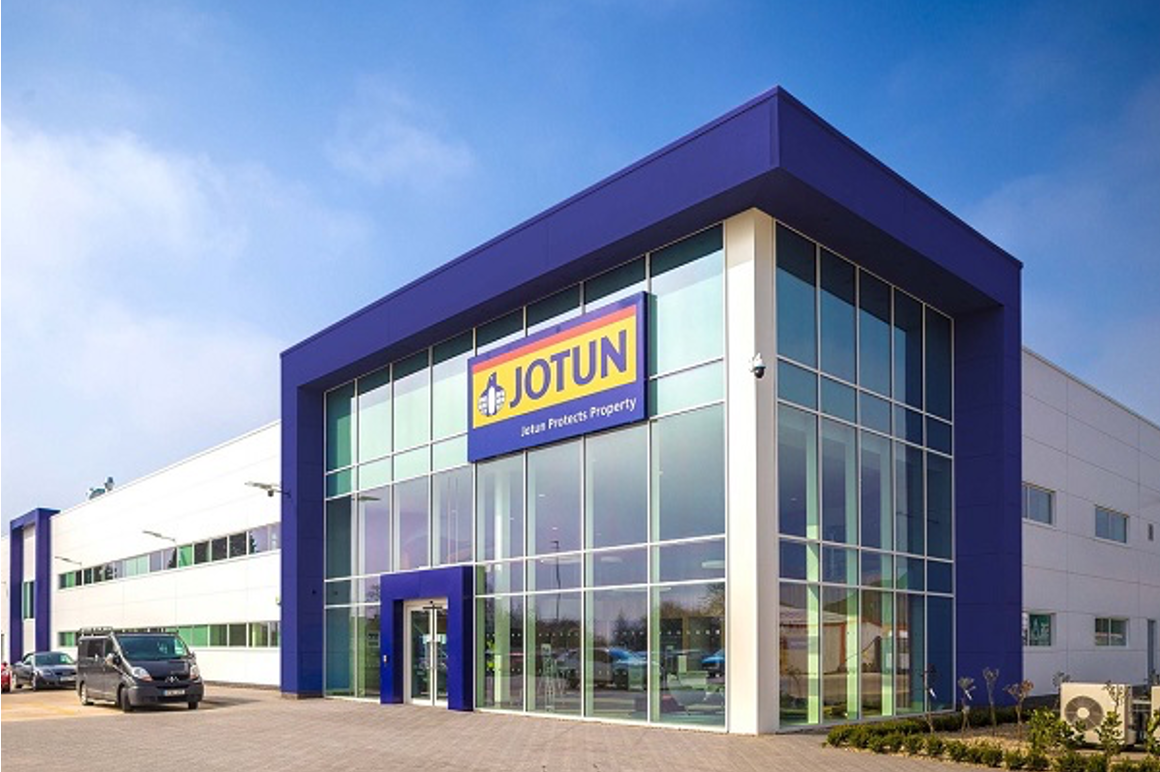 El Mohandes Jotun New Factory - Phase 2
